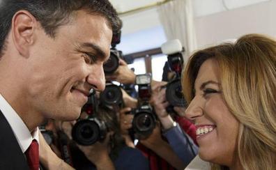 La elaboración de las listas aflora la batalla soterrada entre Sánchez y Díaz