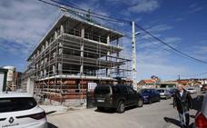 Las viviendas sociales para alquiler de Campuzano estarán acabadas en un año