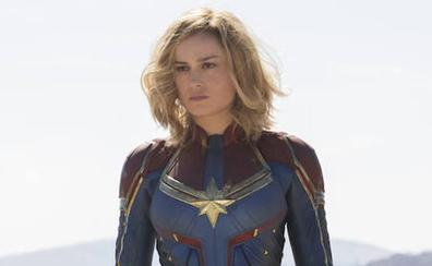 'Capitana Marvel': una superheroína para un nuevo tiempo