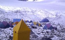 Una cumbre histórica A 8.201 metros (2ª parte)