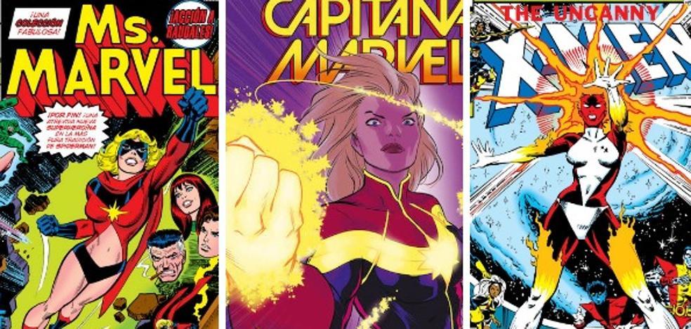 ¿Quién es la Capitana Marvel?