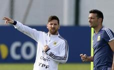 Messi vuelve a la selección argentina ocho meses después