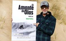 Jose Pellón pone el punto final a la trilogía 'El amante de las olas'