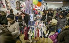 Cerca de 60 establecimientos participan desde este viernes en la Feria del Stock de Santander