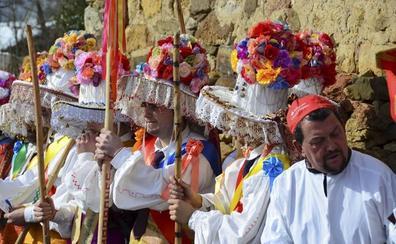 Los zamarrones recorrerán este sábado el valle de Polaciones