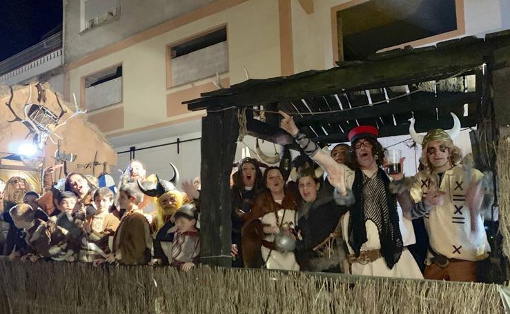 El carnaval da sus últimos coletazos