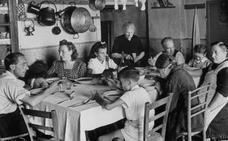 Recordando las comidas 'sin vicios'