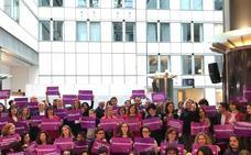 Las feministas que luchan por la igualdad en la UE