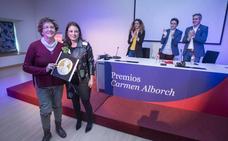 Lastra asegura en Santander que tras el 8M ha quedado claro que «ya no se puede hacer nada sin las mujeres»