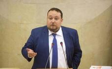 Rubén Gómez, candidato de Ciudadanos al Congreso