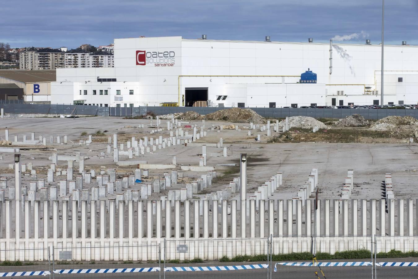 El PP pregunta al Gobierno por el retraso para ampliar la planta de Santander Coated Solutions