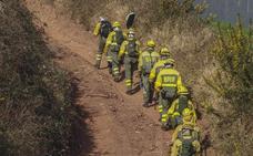 El coste de un incendio forestal en Cantabria