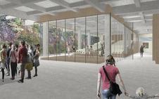 Las obras del centro cívico de Castilla-Hermida comenzarán este mes