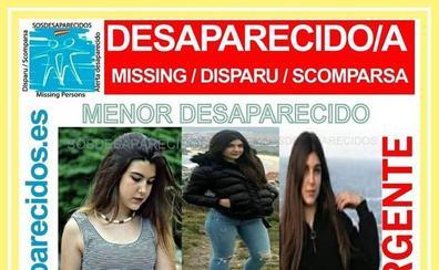 Desaparece una joven en Cueto