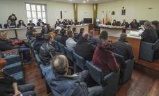El macrojuicio por narcotráfico se suspende hasta mañana para ultimar un acuerdo con 26 de los acusados