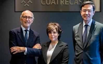 Sáenz de Santamaría se incorpora al despacho de abogados Cuatrecasas