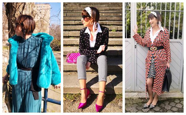 Looks estampados y con prendas de tendencia para vestir en Cantabria