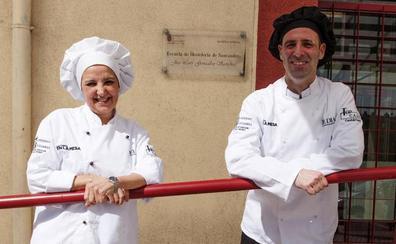 Vicente Alonso y Ana María Castro, los chefs del año de Cantabria