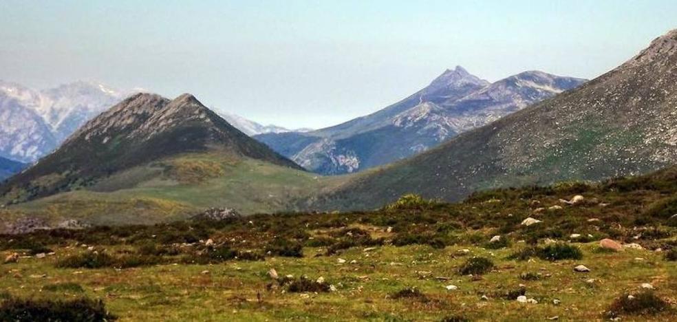 Una ruta que discurre entre los valles de Campoo y Cabuérniga