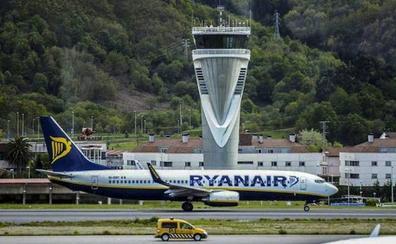 La odisea de 150 pasajeros de Ryanair para volar de Santander a Escocia