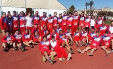 La selección cántabra de cross consigue dos décimos puestos en Cáceres