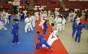 Torrelavega, capital mundial del judo
