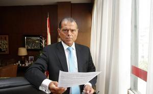 Fernández Rincón abandona la Cámara de Comercio orgulloso de gestionar «auténtica miseria»