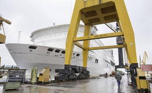Los astilleros regionales ven en el I+D la clave para garantizar su competitividad