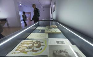 Una muestra radiografía el deslumbrante legado cultural de Piti Cantalapiedra
