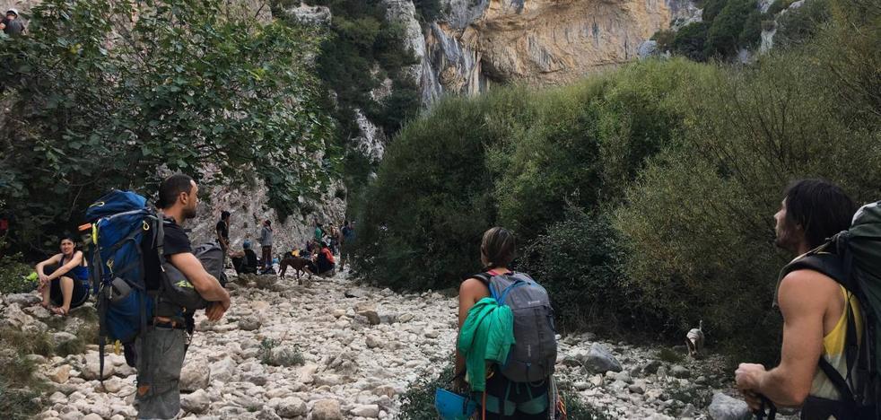 El placer de viajar con la excusa de escalar