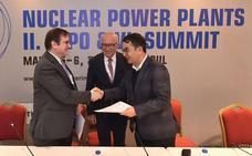 La cántabra Newtesol firma una alianza en Turquía para participar en su programa nuclear