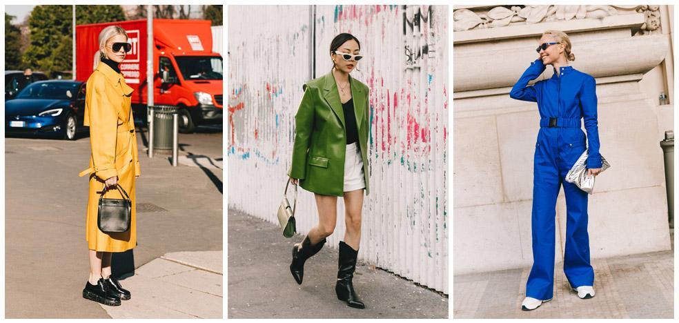 El 'street style' de las semanas de la moda inspira los próximos estilismos de Cantabria