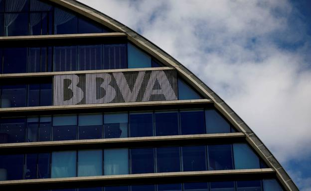 Sede central de BBVA en Madrid. /E. C.