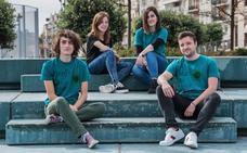 Jóvenes cántabros contra el cambio climático