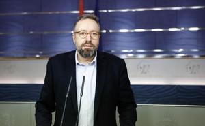 Dimisiones en Ciudadanos porque Girauta será candidato al Congreso por Toledo