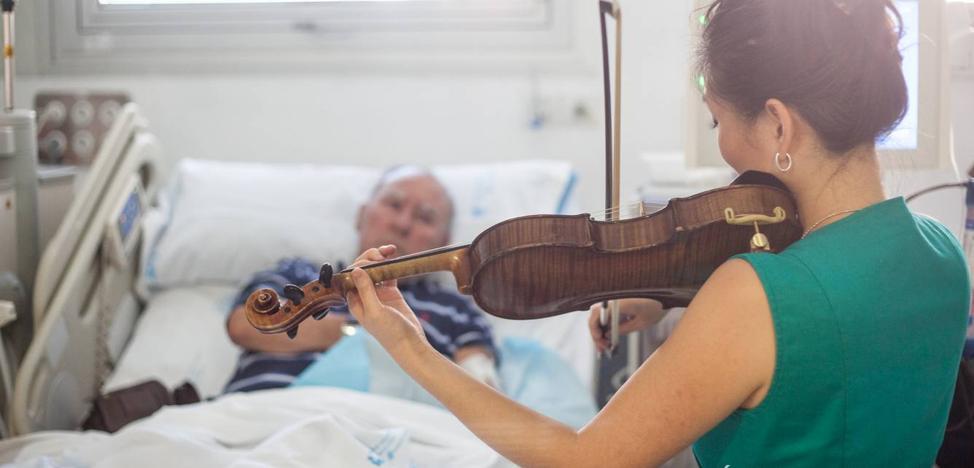 Canciones como medicina