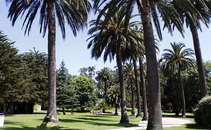 Santander presume de parques