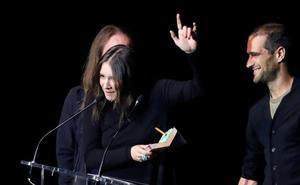 Morgan arrasa en los Premios MIN