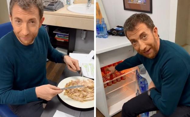 ¿Sabes lo que cena Pablo Motos todos los días desde hace 13 años?
