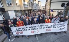 Revilla propone a Sidenor retrasar la venta de Reinosa hasta después de las elecciones