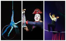 Consigue a buen precio entradas para el Circo Italiano que llega a Santander a finales de marzo
