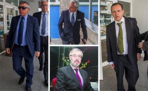 Los ex altos cargos del SCS se desvinculan de las empresas que ejecutaron contratos bajo sospecha