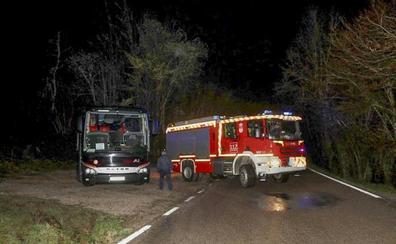 Buscan a veinticinco excursionistas gallegos perdidos en la ruta de la 'Jaya Cruzá' en la Reserva del Saja