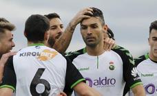 El Racing regresa de Calahorra con tres puntos