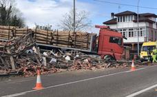 Fallece un cántabro de 27 años arrollado por su propio camión en Asturias