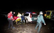 Rescate de 25 senderistas perdidos en el Saja