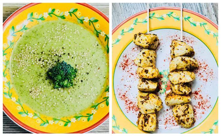 Cocina en casa un menú sano pensando en la 'operación bikini'