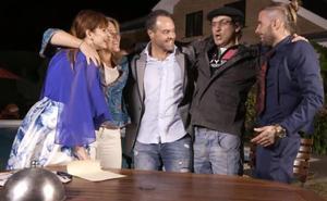 Risas y solidaridad en la final de 'Ven a cenar conmigo' en Cantabria