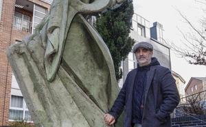 El Asilo San José festeja a su patrono con nueva escultura