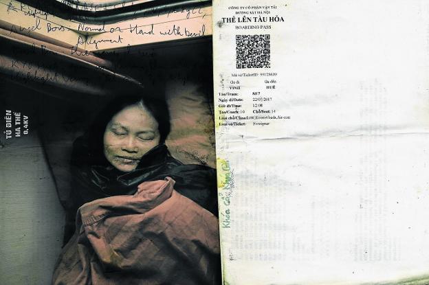 'Cuaderno de Vinh a Hue'. Obra premiada en esta 29 edición, firmada por la autora de Laredo /Cristina Bezanilla